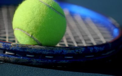 TENNIS: BACKHAND NOT BACK ACHE